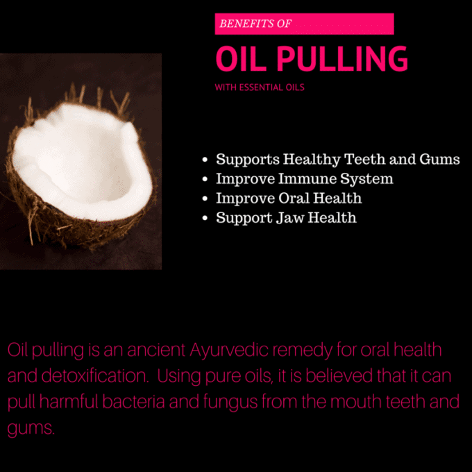 Oil Pulling with Essential Oils - WendyPolisi.com