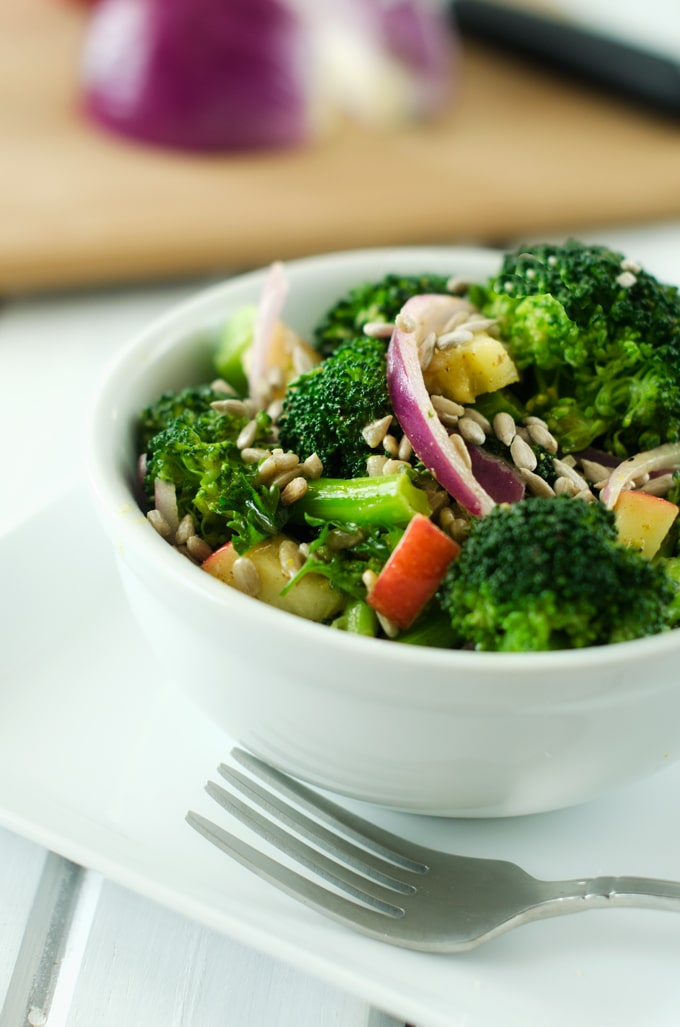 sweet-mustard-broccoli-salad