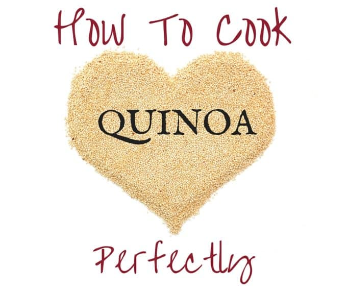 How to Cook Quinoa Perfectly - After more than 600 quinoa recipes, I've learn a thing or two about how to cook quinoa perfectly! Here are my best tips for cooking quinoa perfectly every time.