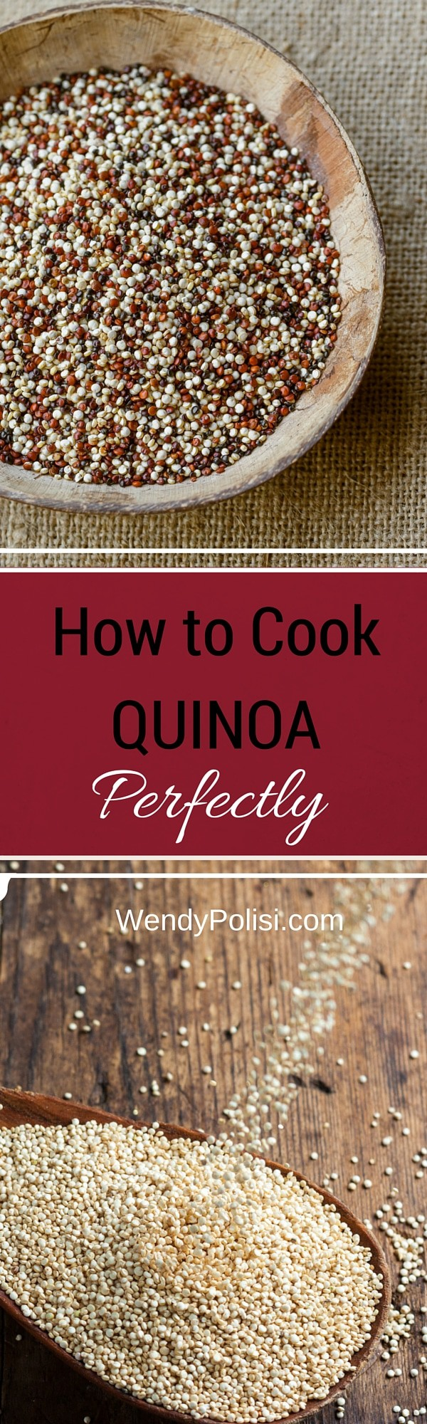 How To Cook Quinoa Perfectly  After More Than 600 Quinoa Recipes, I've