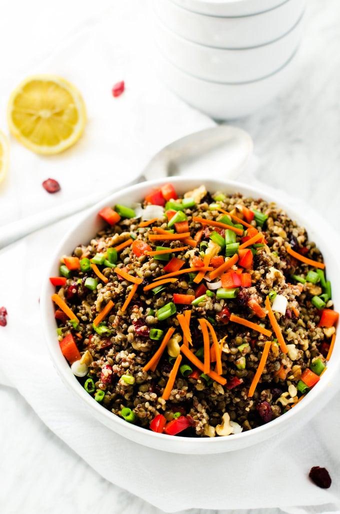 lentil-quinoa-salad