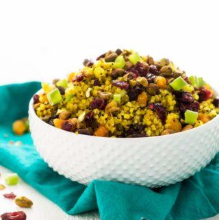 Jeweled Quinoa Salad
