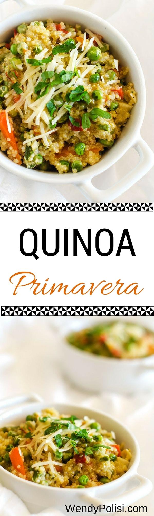 Quinoa Primavera