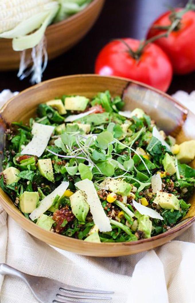 summer-corn-arugula-quinoa-salad