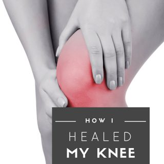 Can You Heal a Knee Injury Naturally?  I Did!