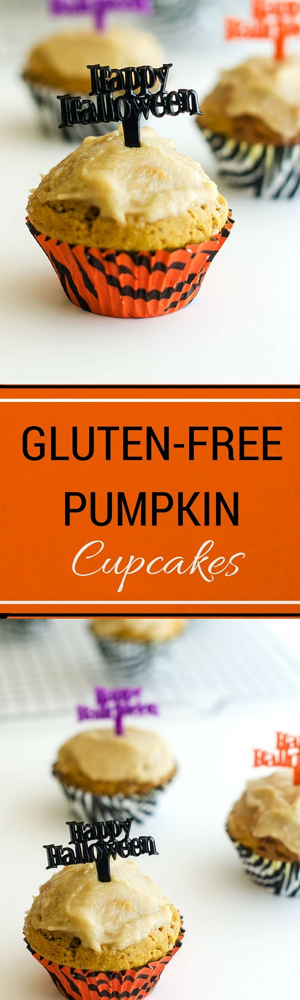 Gluten Free Pumpkin Quinoa Cupcakes - Wendy Polisi