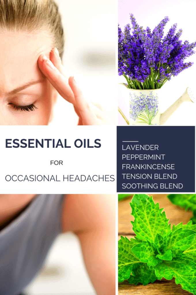 Essential Oils for Occasional Headaches - WendyPolisi.com