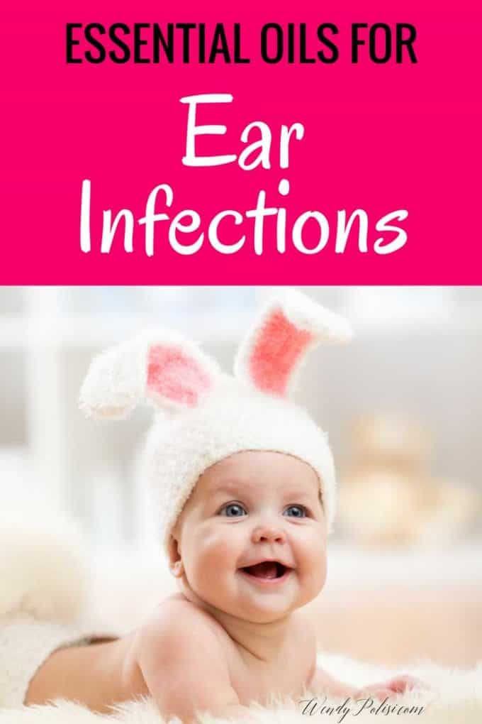 Essential Oils for Ear Infections are one of the best natural ear infection remedies. Learn how to treat ear infections naturally with essential oils.