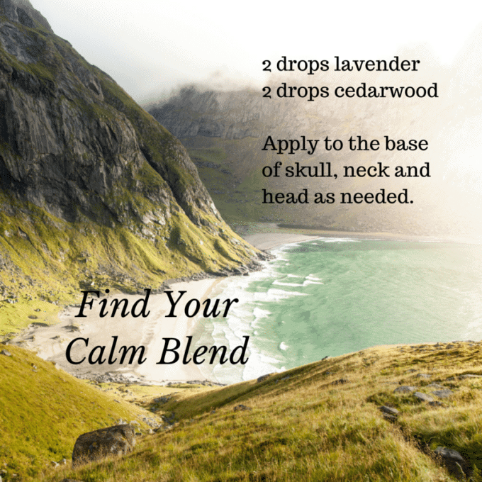 Essential Oils for Anxiety - Find Your Calm Blend with Essential Oils