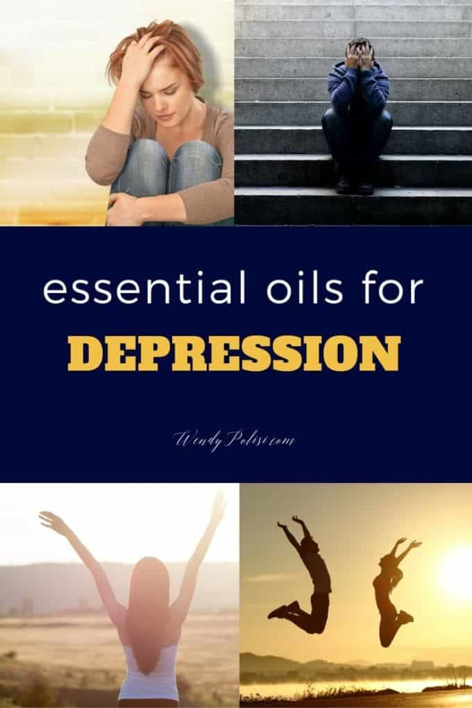 Learn how to use Essential Oils for Depression and Anxiety.  Essential oils can have a profound impact on your mood.  Learn how to use them safely and effectively to help manage your depression and anxiety.