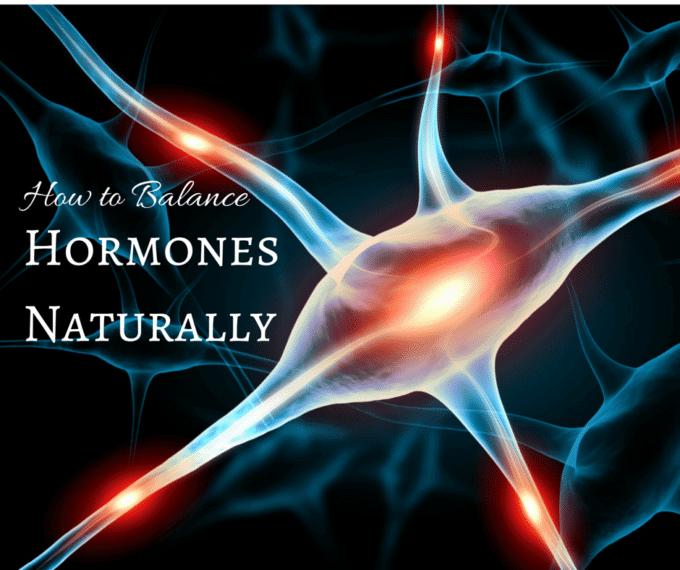 Essential Oils for Hormone Balance and Adrenal Fatigue