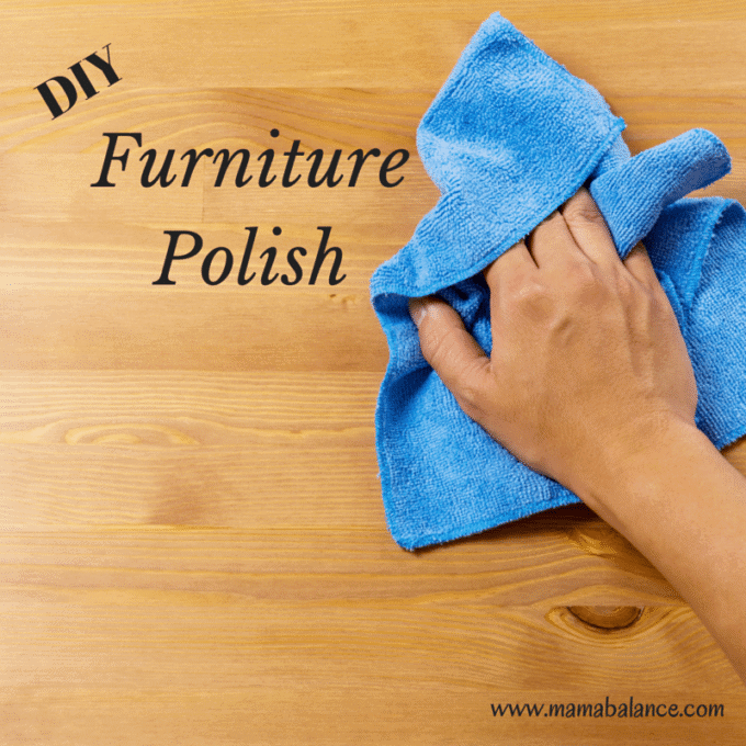 Diy furniture polish with essential oils for Homemade furniture polish with essential oils
