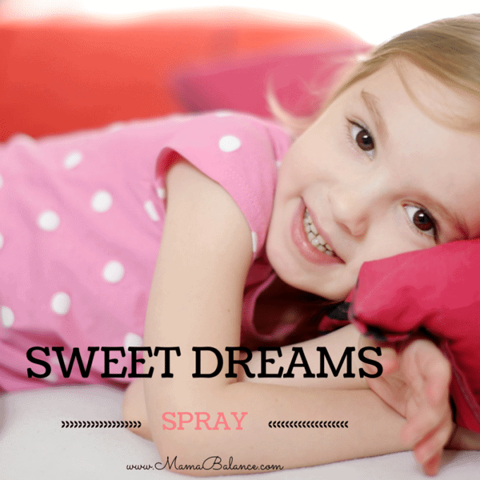 Sweet Dreams Linen Spray with Essential Oils - WendyPolisi.com