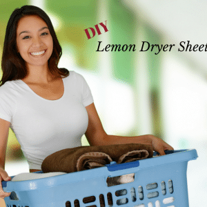 lemon-dryer-sheets