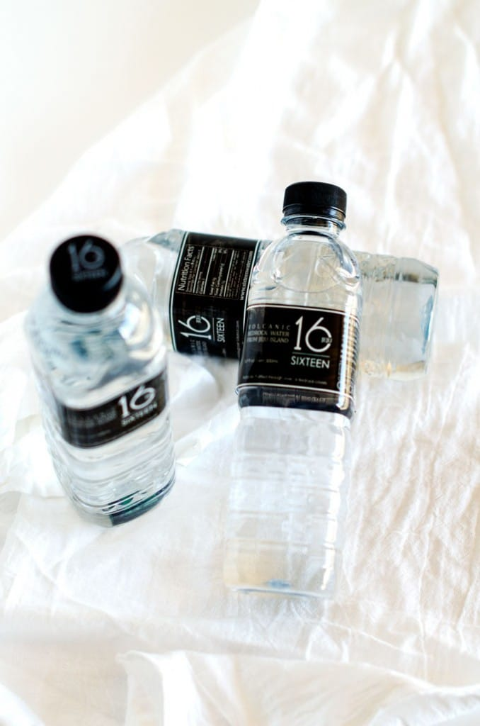 Product Review: 16 Water