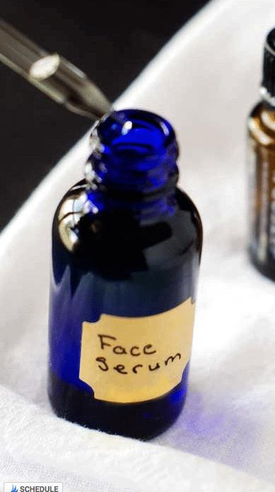 DIY Anti-Aging Face Serum