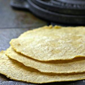 Quinoa Corn Tortillas