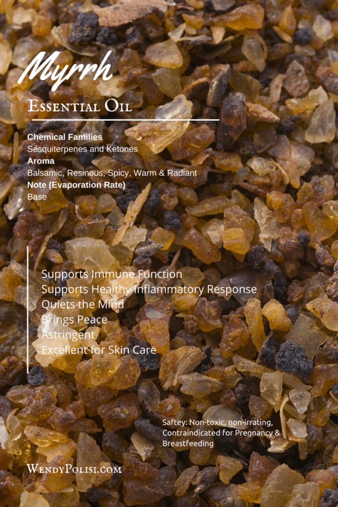 Myrrh Essential Oil - WendyPolisi.com