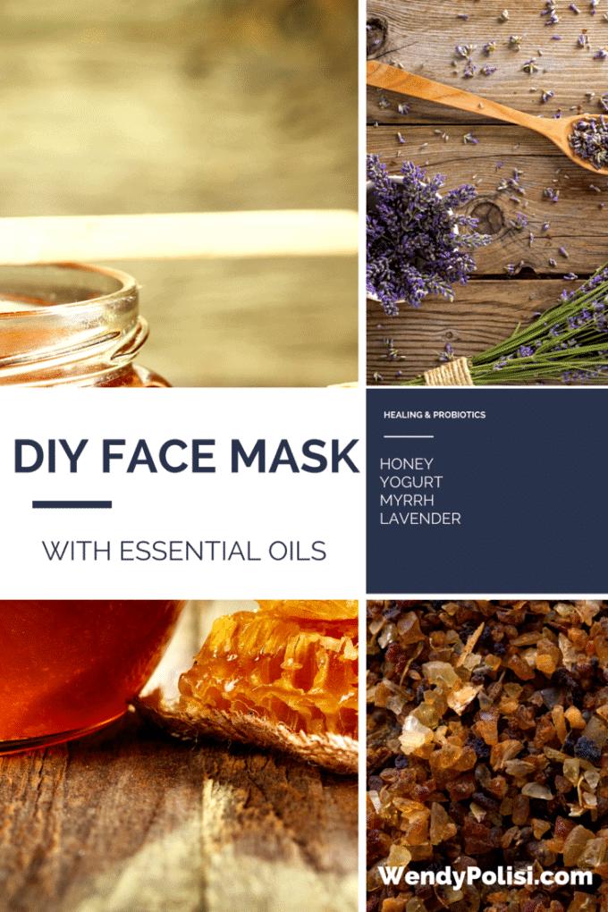 DIY Honey Face Mask