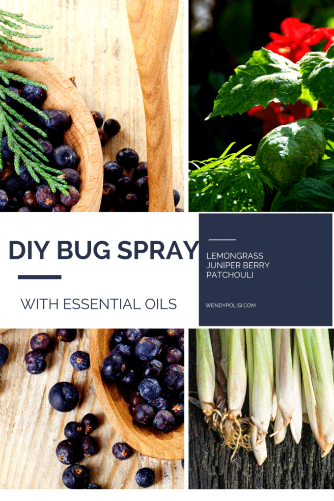 DIY Bug Spray with Essential Oils - WendyPolisi.com