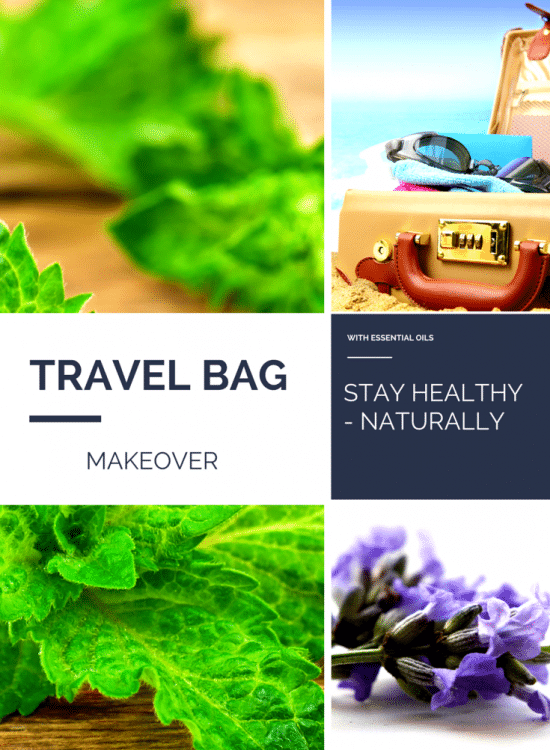 Your Healthy Travel Bag Makeover