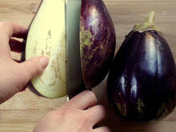 Falafel-Stuffed-Eggplant-prep