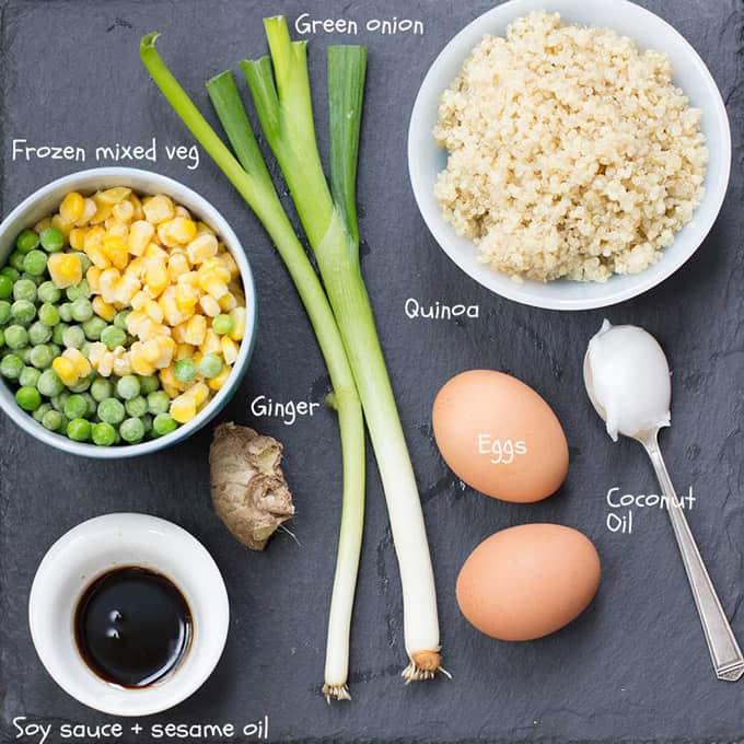 FriedQuinoaIngredients