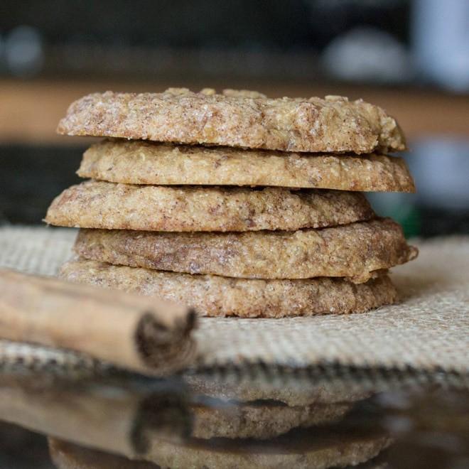 Quinoa Snickerdoodles - WendyPolisi.com