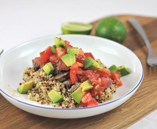 Quinoa_steak_Salad