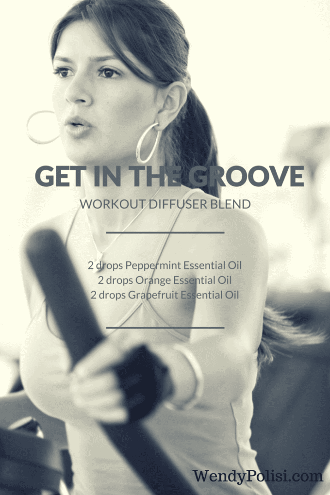 Get in the Groove Workout Diffuser Blend - WendyPolisi.com