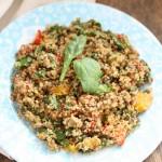 lentil-quinoa-roasted-pepper-spinach-salad-13e