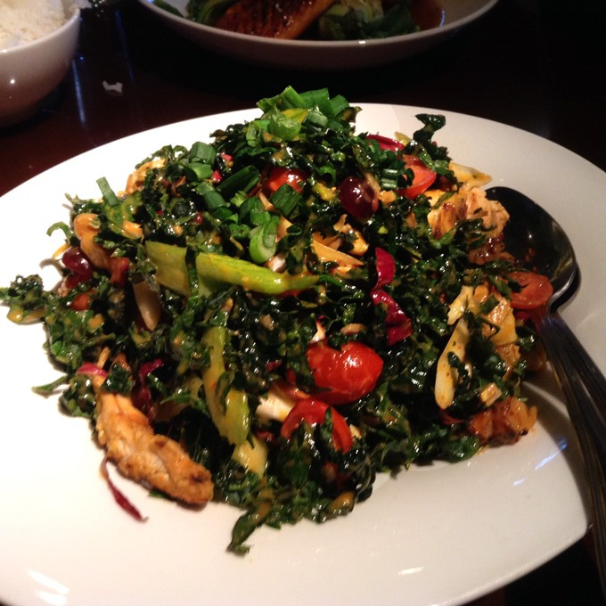 P.F. Changs Winter Menu and Giveaway