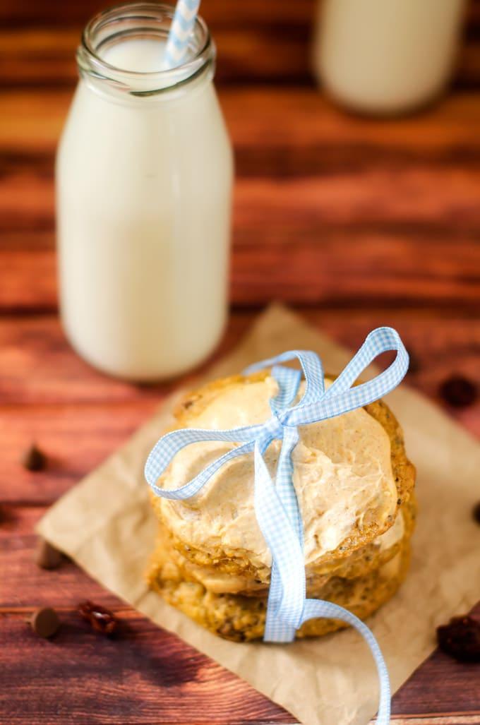 Pumpkin Quinoa Breakfast Cookies - WendyPolisi.com