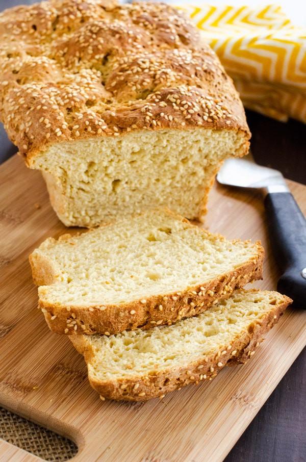 Gluten Free Quinoa Bread - WendyPolisi.com
