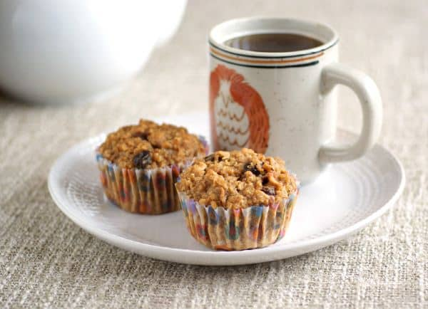 Apple Quinoa Breakfast Muffin - Vegan & Gluten Free - WendyPolisi.com