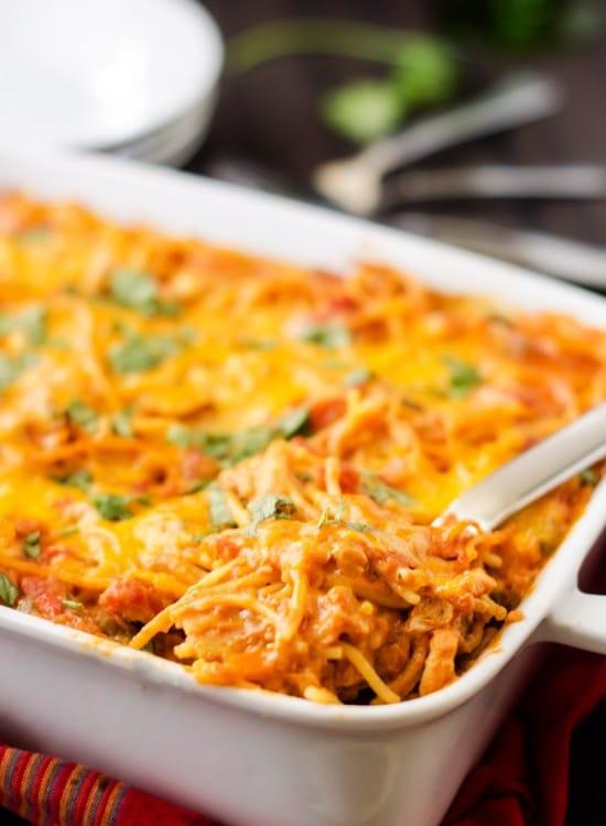southwestern-quinoa-pasta-bake