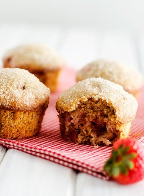 strawberry quinoa muffins your gluten free valentine s day quinoa ...
