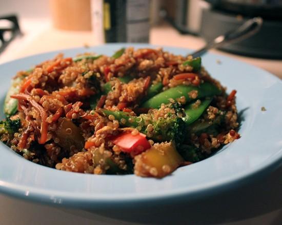 veggie-quinoa-stir-fry