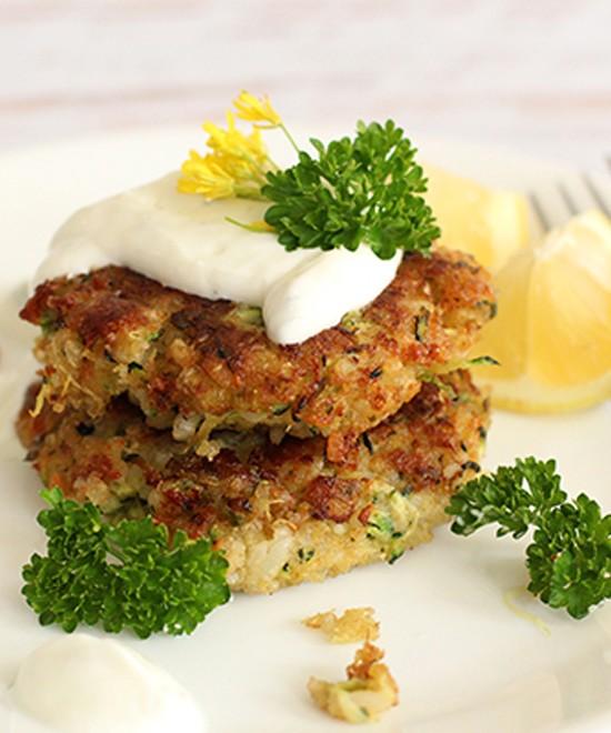 zucchini quinoa patties citrus quinoa salad quinoa corn cakes