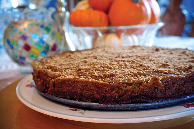 Pumpkin Spice Cheesecake 4