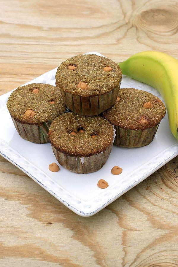 Quinoa-Banana-Butterscotch-Muffins