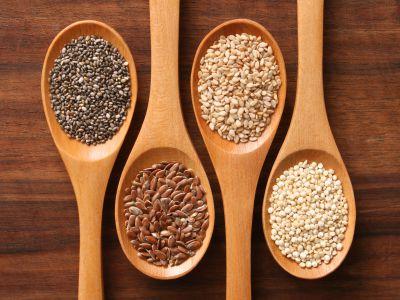 Quinoa-Spoons