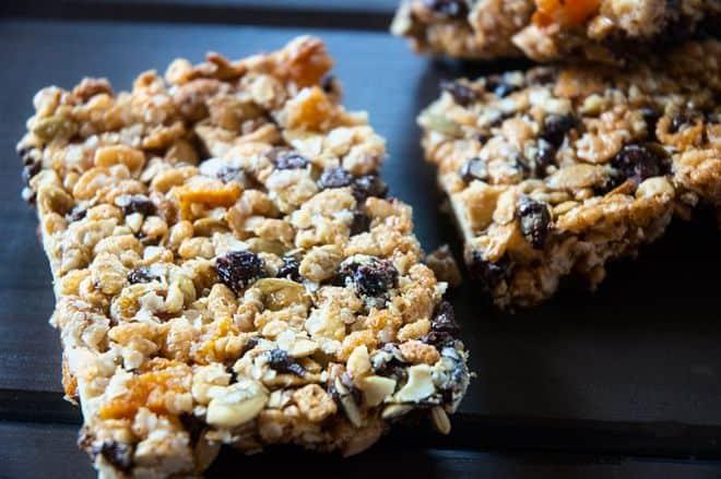 Quinoa Energy Bars - WendyPolisi.com
