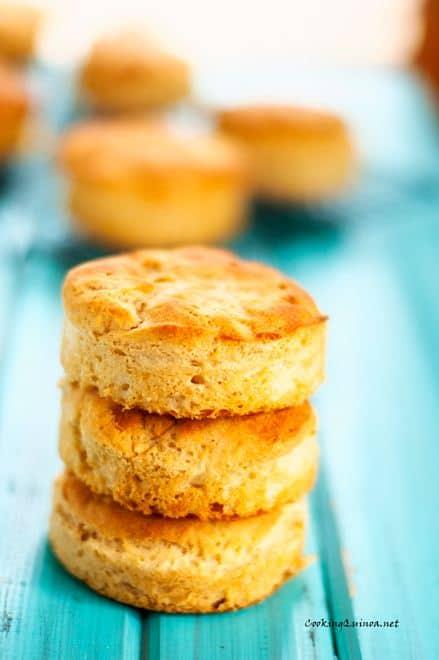 Quinoa English Muffins