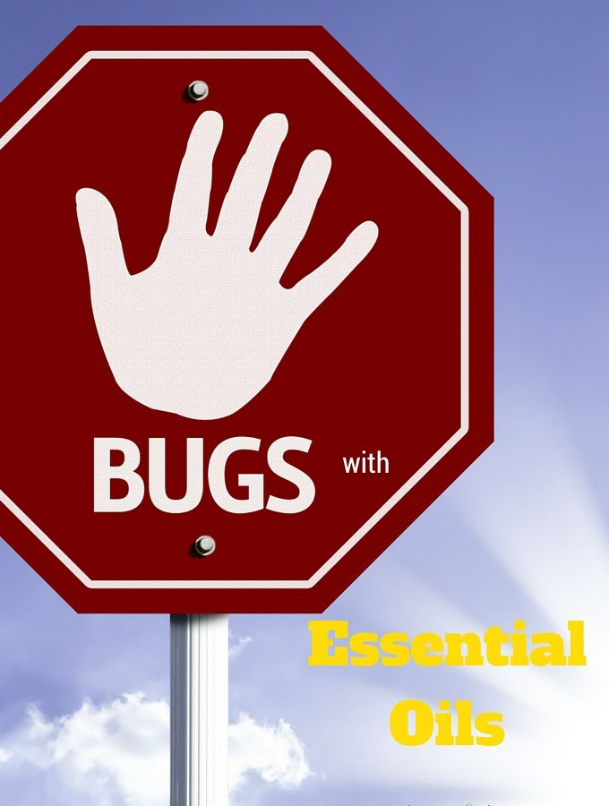 Natural Pest Control with Essential Oils