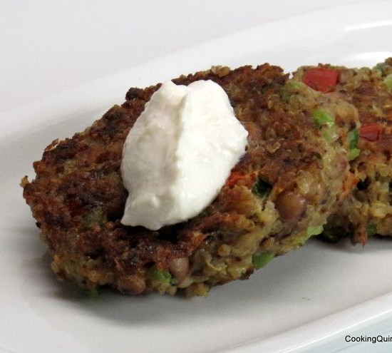black-eyed-pea-quinoa-fritters