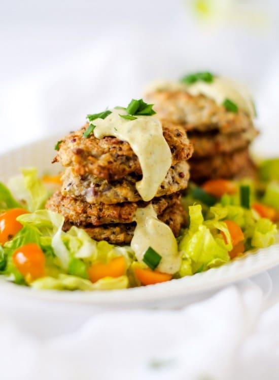 cauliflower-quinoa-fritters