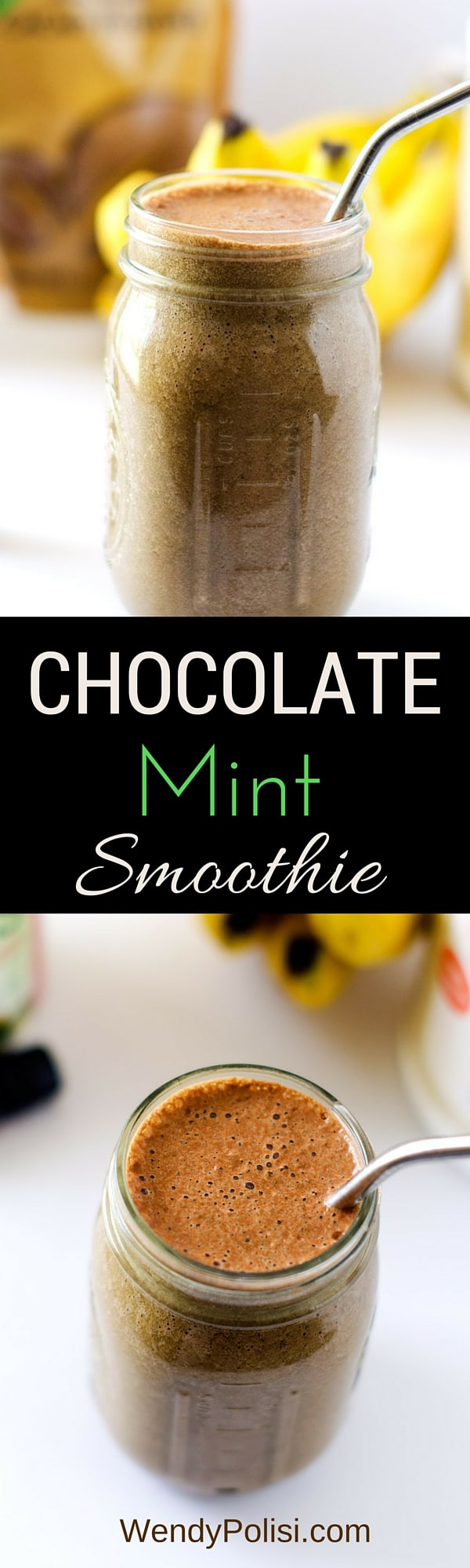 Chocolate Mint Smoothie