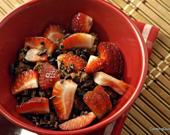 chocolate-quinoa-porridge