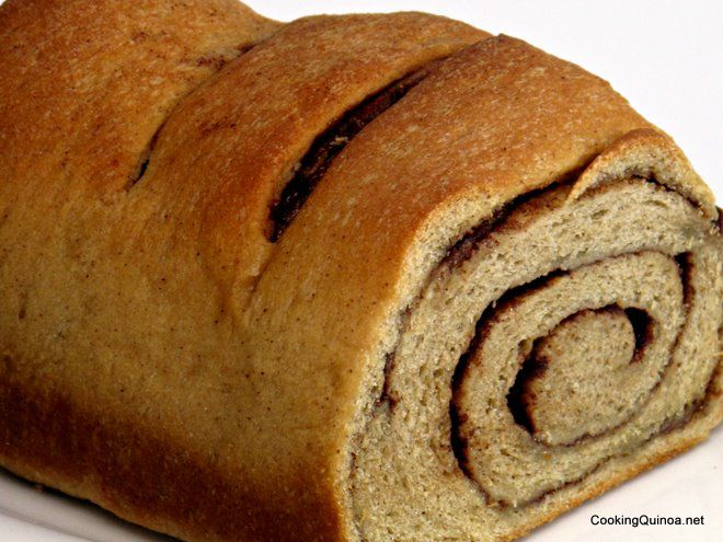 Cinnamon Swirl Bread Recipe — Dishmaps